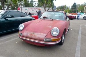 OK, I get the whole patina thing, but no early 911/12 deserves to stay rusty.