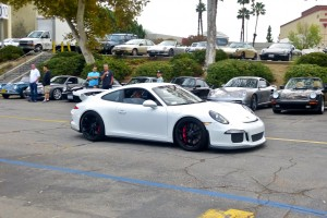 Lots of GT3s on hand this day as well.