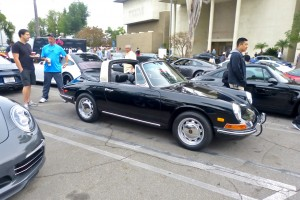 Rare, cool, pretty, and now very valuable early soft window Targa.