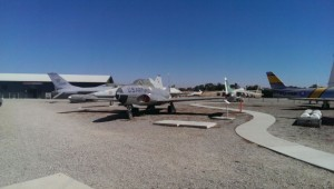Lots of great aircraft to walk around and see, all up close and personal with no ropes or fences to keep you away.
