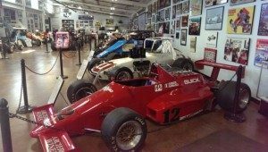 Lots of Indycars from all eras.