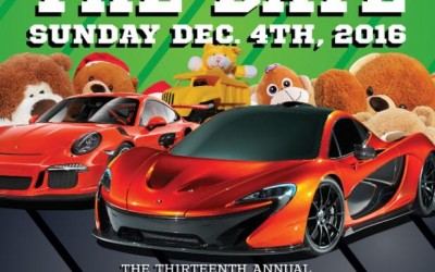 Calendar Alert: Motor4Toys is Sunday, December 4