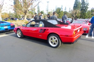 Collectors, speculators, and dealers have driven Ferrari prices sky high. But here's a great one that a normal person can afford, the Mondial Cabriolet. A great way to drive topless in a Ferrari, although I'd tell you to pass on all the 3.0-liter versions, and hold out for a good 3.2 or even a later in the run 3.4-liter Mondial t.