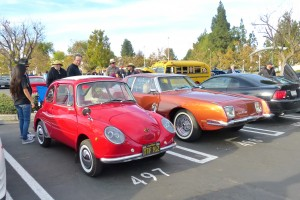 Something for everyone at this great fun, free, charity car show.