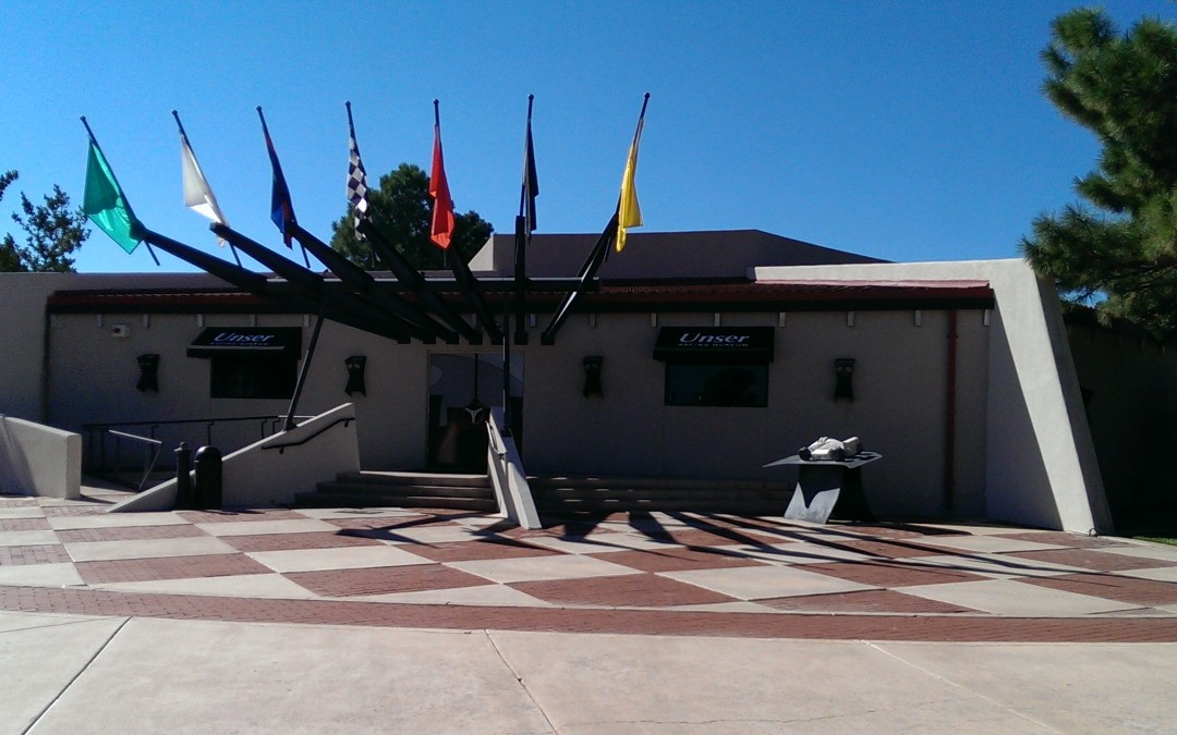 You must visit the Unser Racing Museum in New Mexico