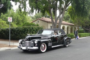 I've long felt that the 1940s was one of Cadillac's greatest, as evidenced by this fabulous '42 Fleetwood convertible sedan..