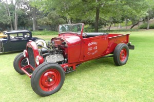And a fine class of traditionally styled hot rods.