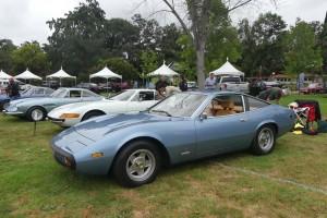 and more Ferraris...