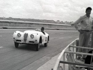 Yes, sports car and formula car racing really was a Thing in Cuba back in the day; wonder if this XK120 is still hidden down there somewhere...