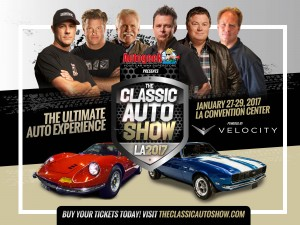 Some of my best pals in the automotive media biz are involved in this new event.