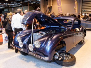 Many of the marque displays at these types of events are presented by car clubs, and they usually bring our very cool cars and often highly creative displays.