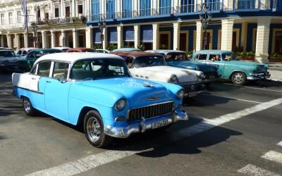 An American Car Dreamer in Cuba