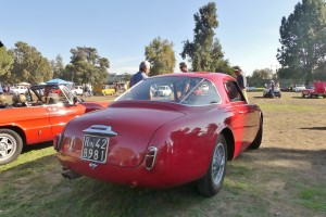 I don't recall the deets on this fab custom bodied Alfa, but it was Gorgyussss.