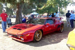 Late in the model run DeTomaso Pantera GT5/S is a rare buggy. Something less than 20 were ever properly imported here. Take THAT, Countach!
