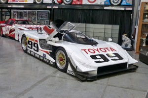 Toyota powered but designed and built in Santa Ana, California. These AAR Eagle GTPs cars were, on some tracks, faster than F1 cars of the day. This All American Racer won back to back IMSA GTP championships at the hands of PJ Jones and Juan Manuel Fangio II. And I was lucky enough to see them race.