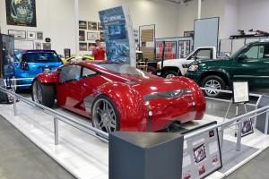 Remember this super futuristic Lexus concept from Tom Cruise's film, Minority Report?
