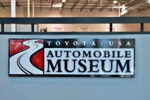 The Museum isn't open to the public on a walk in basis, but will accomodate car clubs and groups with advance reservations, at no cost. Call Toyota Motor Sales USA in Torrance, CA, to set up your visit, it'll be worth it I promise.