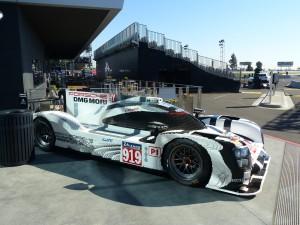 Porsche Le Mans winning prototype looks great in Lego!