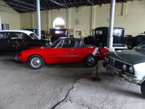 Reputed to be the single and only Alfa Spyder on the island of Cuba.