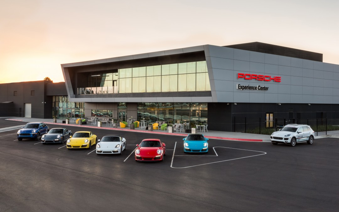 Porsche Opens New $60 Million Experience Center and USA Motorsports HQ in Los Angeles