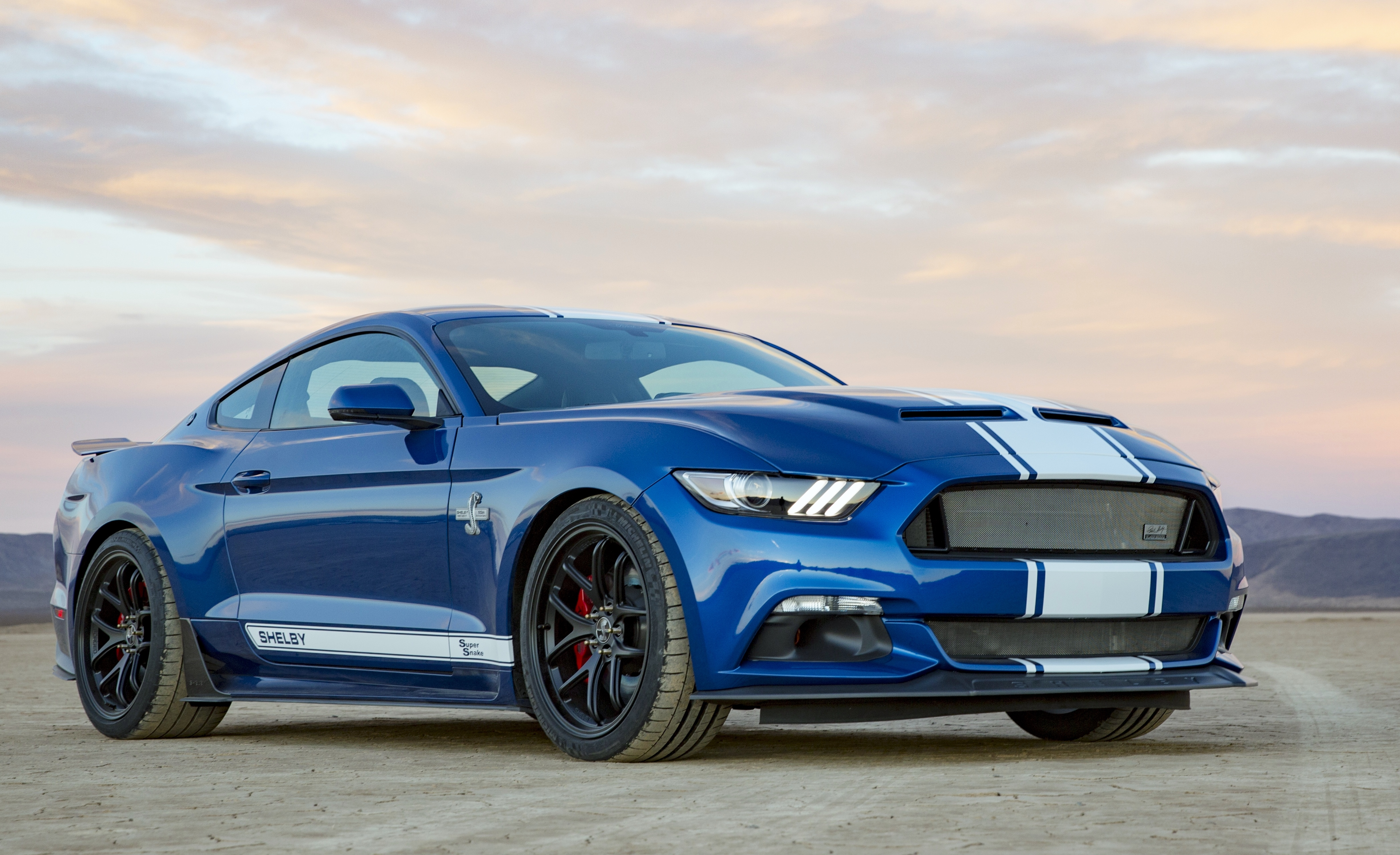SHELBY AMERICAN CELEBRATES 50TH ANNIVERSARY OF SUPER SNAKE WITH NEW ...