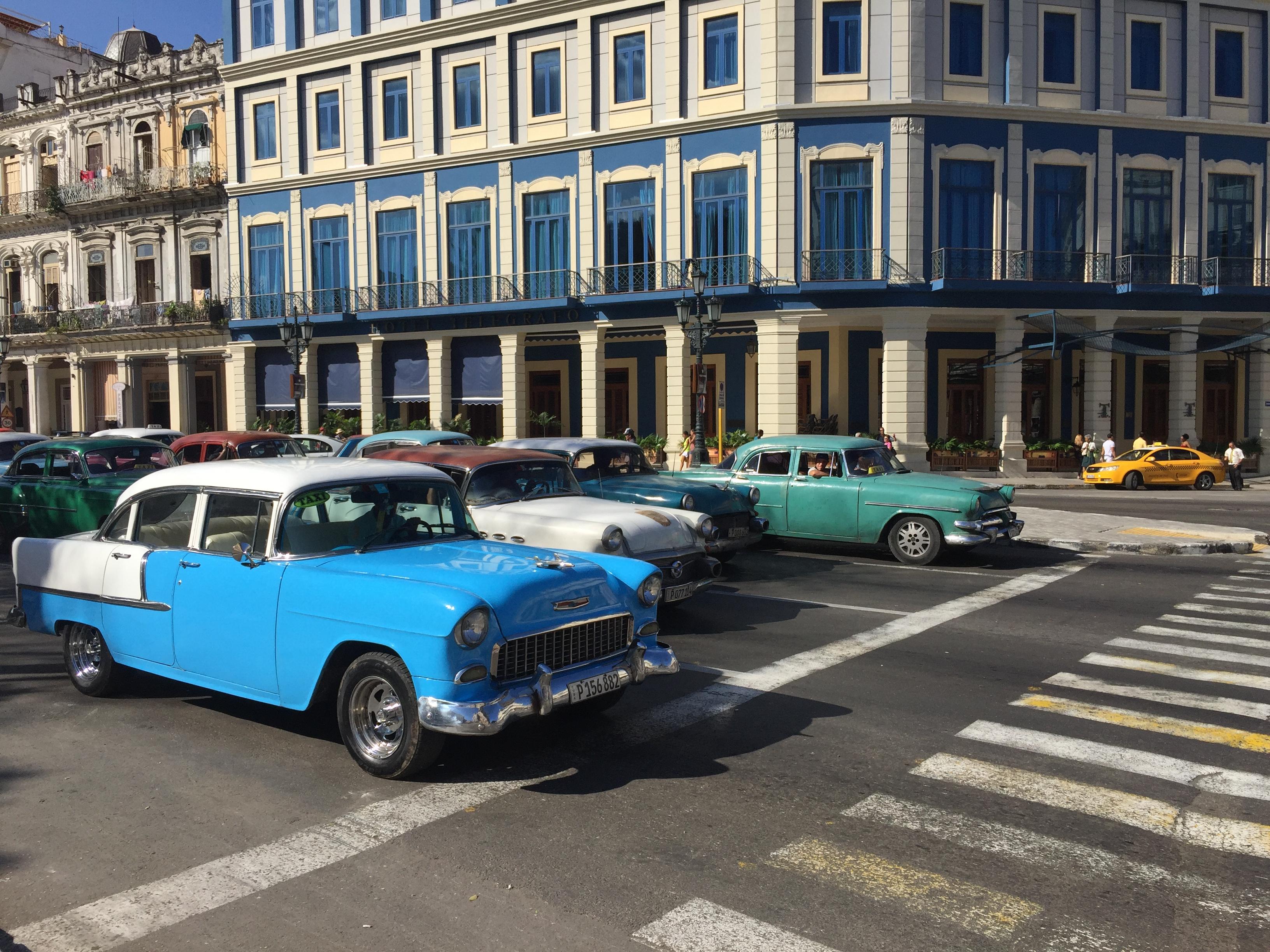 American Car Dreamer in Cuba - Matt Stone Cars