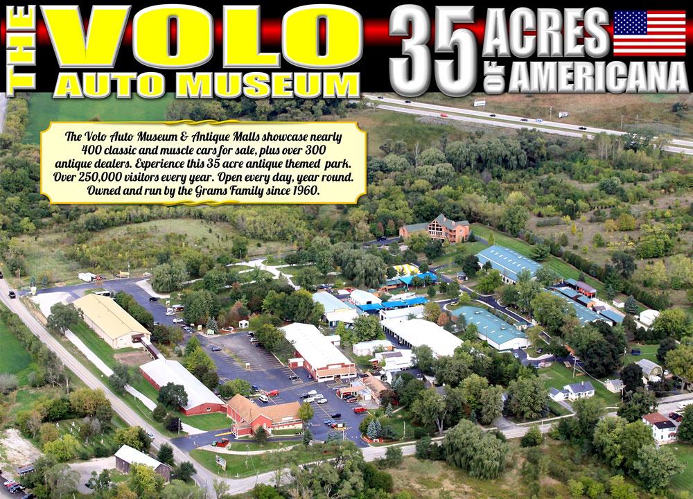 Volo Car Museum, Collection and Sales, Volo, Illinois - Matt Stone Cars