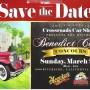Calendar Alert: Benedict Castle Concours March 26, 2017