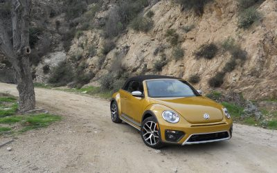 DRIVEN: 2017 Volkswagen Beetle Convertible 1.8T Dune