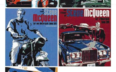 Calender Alert: Friends of Steve McQueen Car and Motorcycle Show still accepting entries