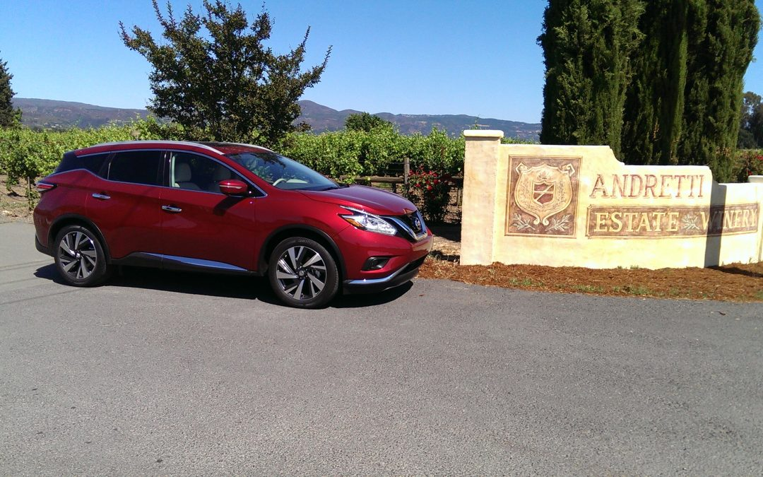 DRIVEN: 2016 Nissan Murano Platinum AWD