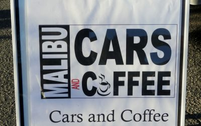 Malibu and Petersen Automotive Museum Cars and Coffees