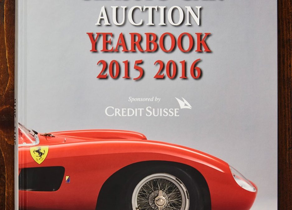 DRIVEN: Classic Car Auction Yearbook 2015 2016
