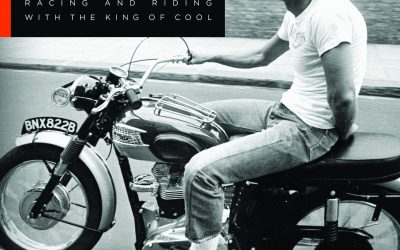 McQueen's Motorcycles book signing with me, Saturday, April 15 at Autbooks-Aerobooks in Burbank