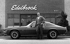 Remembering Vic Edelbrock, Jr.