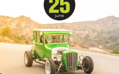 Calendar Alert: Highway Earth Car Show June 14