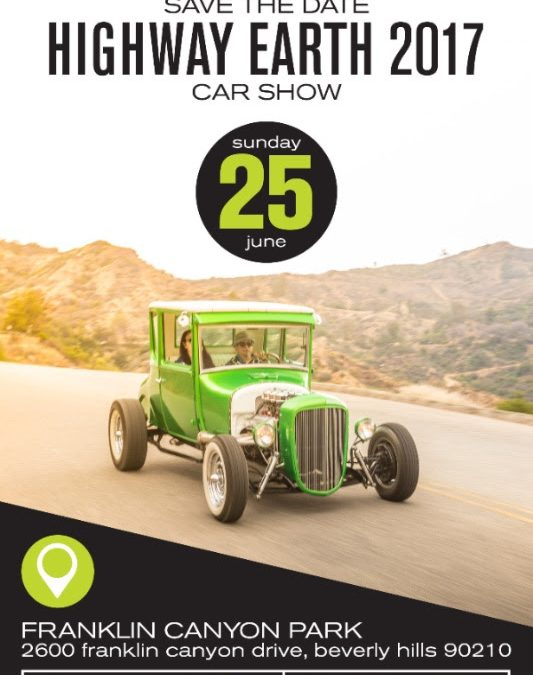 Calendar Alert: Highway Earth Car Show June 14