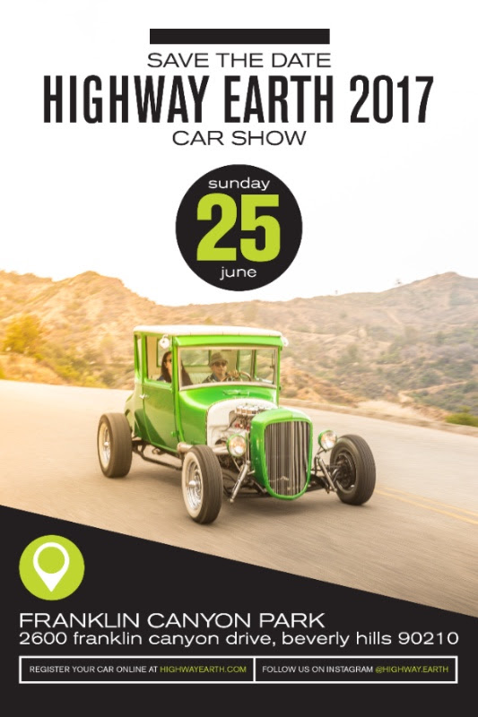 Calendar Alert Highway Earth Car Show June Matt Stone Cars - Car show calendar