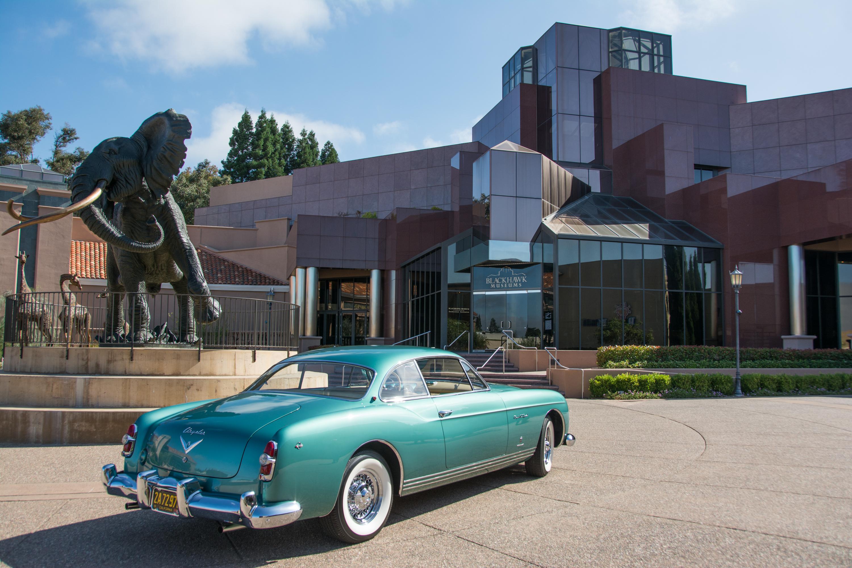Blackhawk Car Museum >> Transatlantic Style A Romance Of Fins And Chrome Exhibition At The