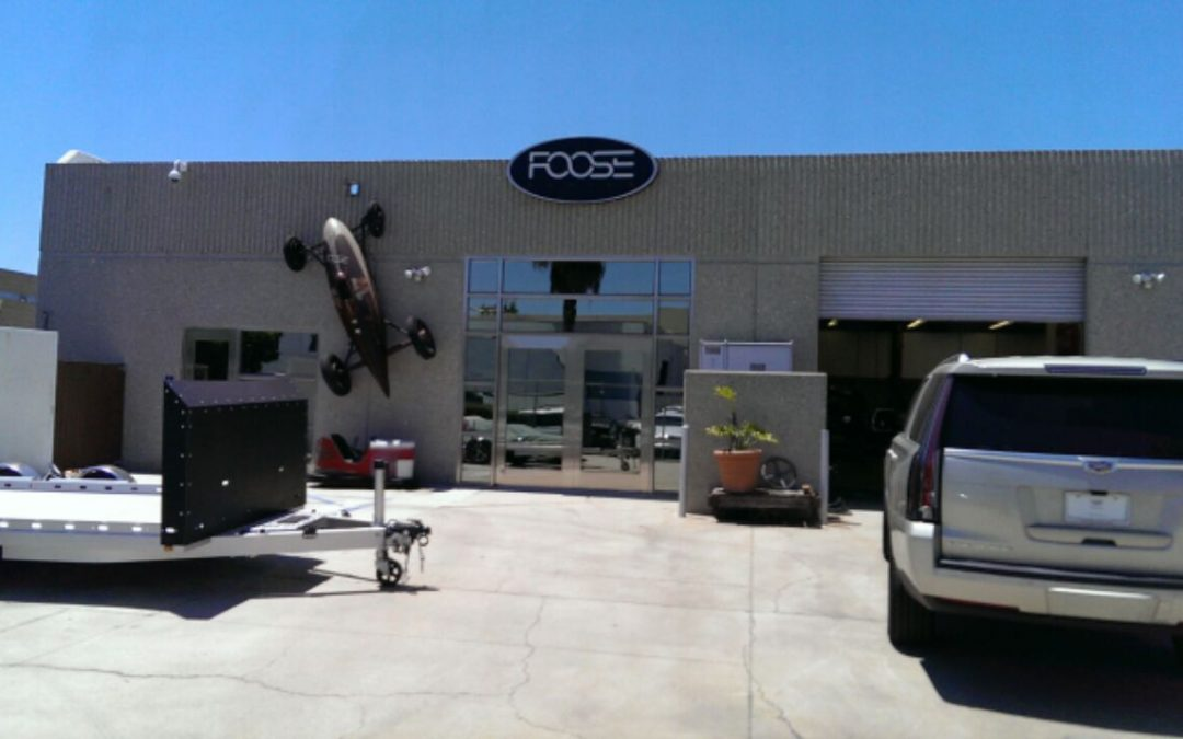 FOOSE DESIGN: A Shop tour you must do