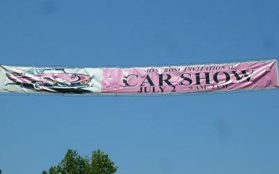 Montrose Invitational Car Show