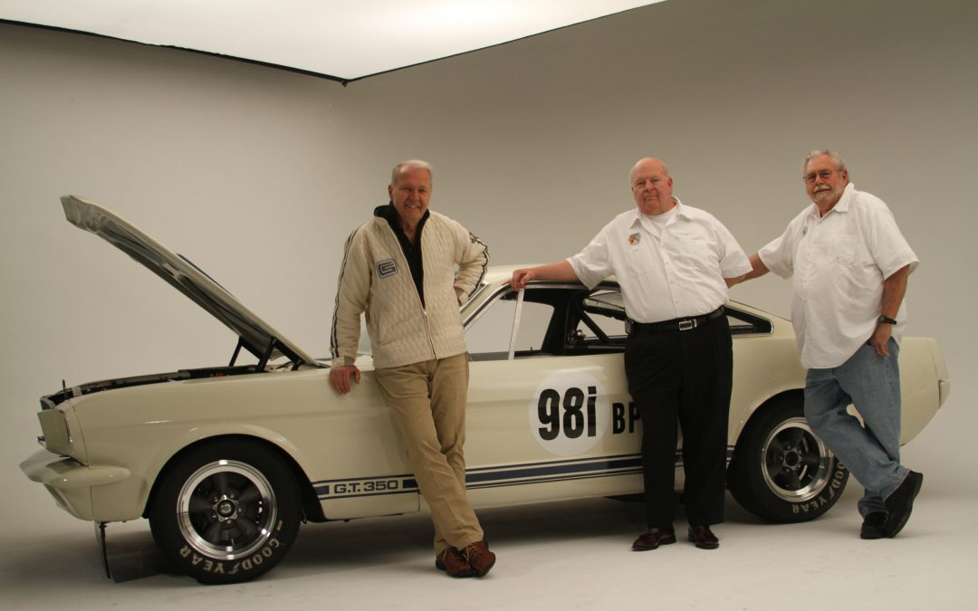 Shelby American's Original Venice Crew Builds 36 new GT350Rs