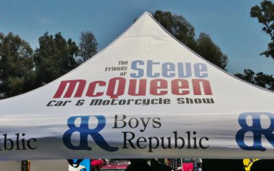 FRIENDS OF STEVE MCQUEEN CAR & MOTORCYCLE  SHOW CELEBRATES THE KING OF COOLNESS, BENEFITS BOYS REPUBLIC