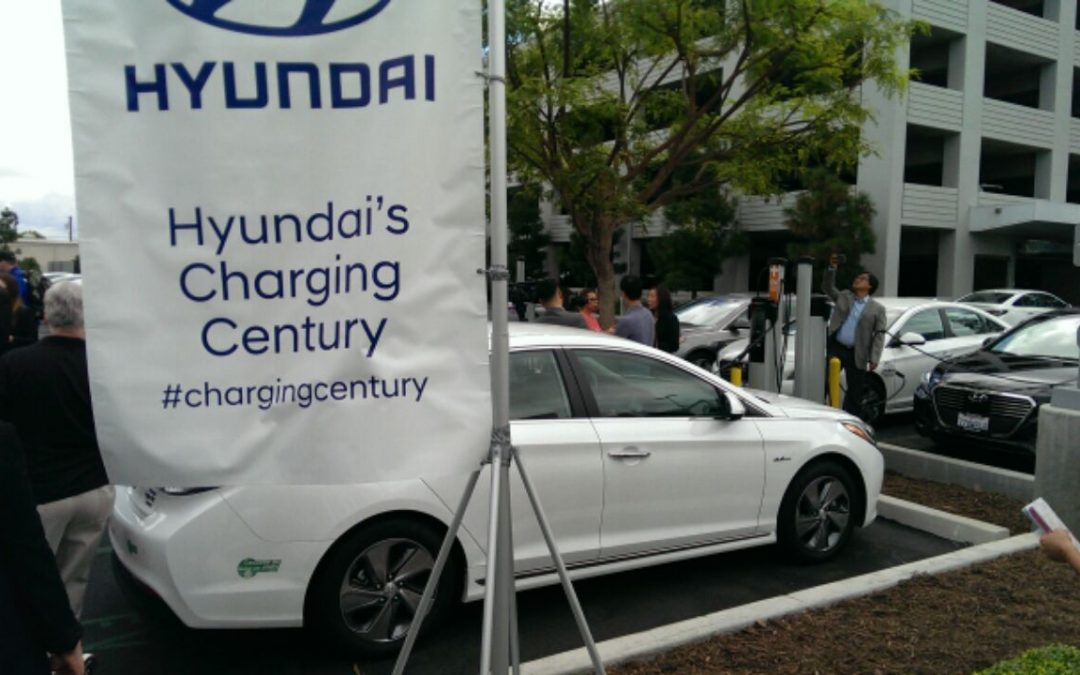 HYUNDAI Going Big on Electric