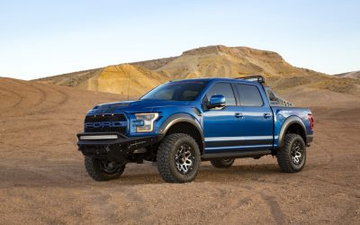 SHELBY AMERICAN INTRODUCES 2018 SHELBY RAPTOR OFF-ROAD TRUCK FOR EXTREME ENTHUSIASTS