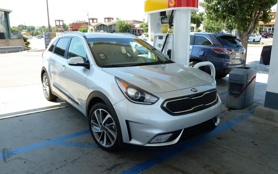 DRIVEN: 2017 KIA Niro Touring