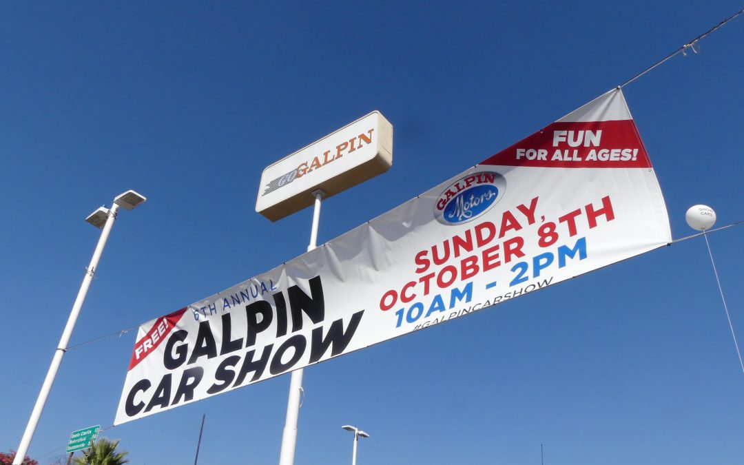 The World Famous Galpin Car Show, 2017