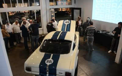 Shelby Speed and Style Meet up at Tees + Jeans Fashion Boutique and Gallery in Venice, California