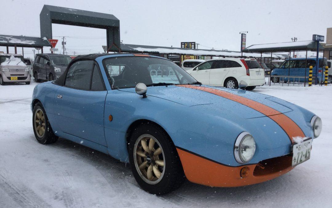Mo's Cool Car Sightings in Japan