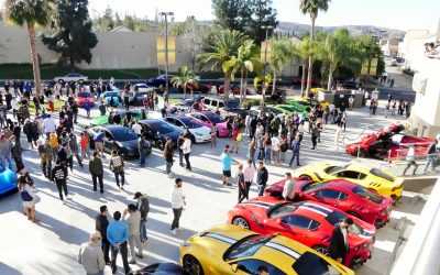 Cars & Chronos; a timely premium spin on Cars & Coffee